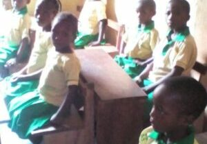 classroom kids sitting cropped
